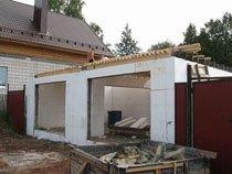 Строительство гаражей под ключ. Саратовские строители.