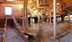 реконструкция зданий в Саратове