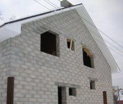 Качественный и недорогой дом из пеноблоков, кирпича, бруса в городе Саратов, можно заказать в нашей компании профессиональных строителей СтройСервисНК