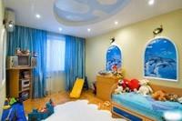 Отделка детской комнаты в Саратове
