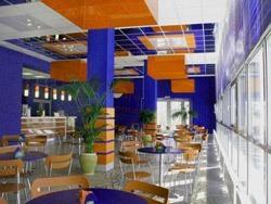 отделка кафе, ресторанов в Саратове
