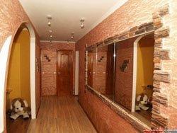 отделка коридора в Саратове