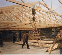 Строительство крыш в Саратове и пригороде
