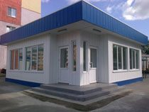 Строительство магазинов в Саратове и пригороде, строительство магазинов под ключ г.Саратов